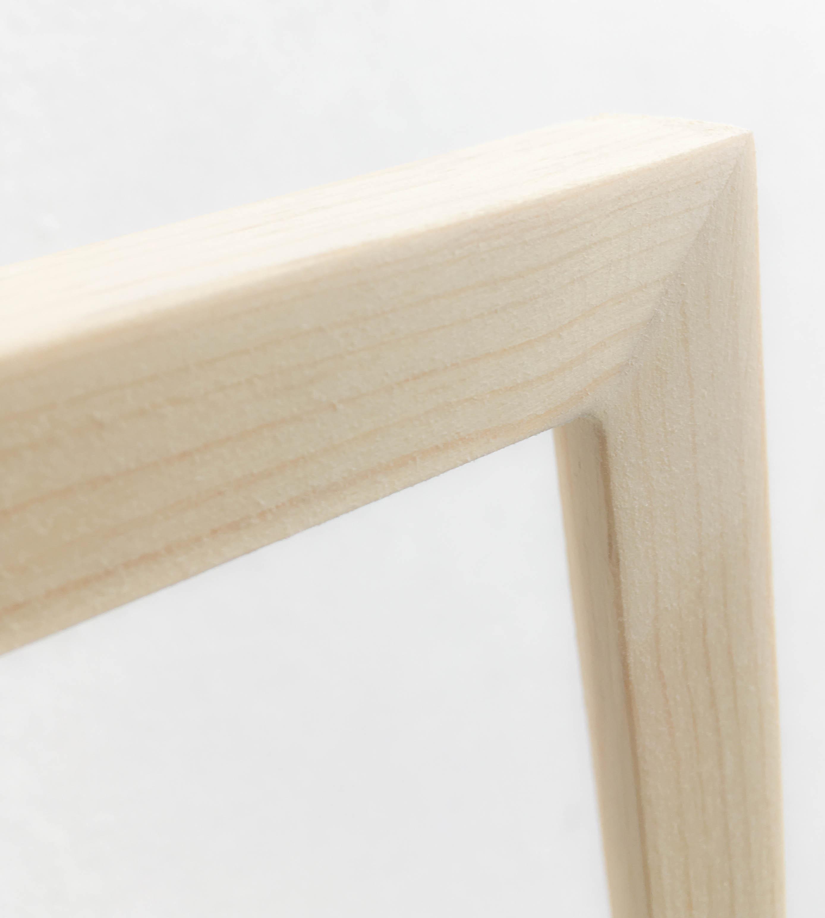 Mold Ml angosta madera