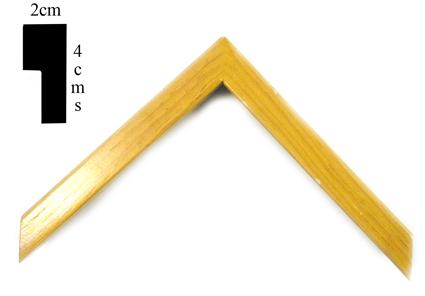 Mold 2x4 recta