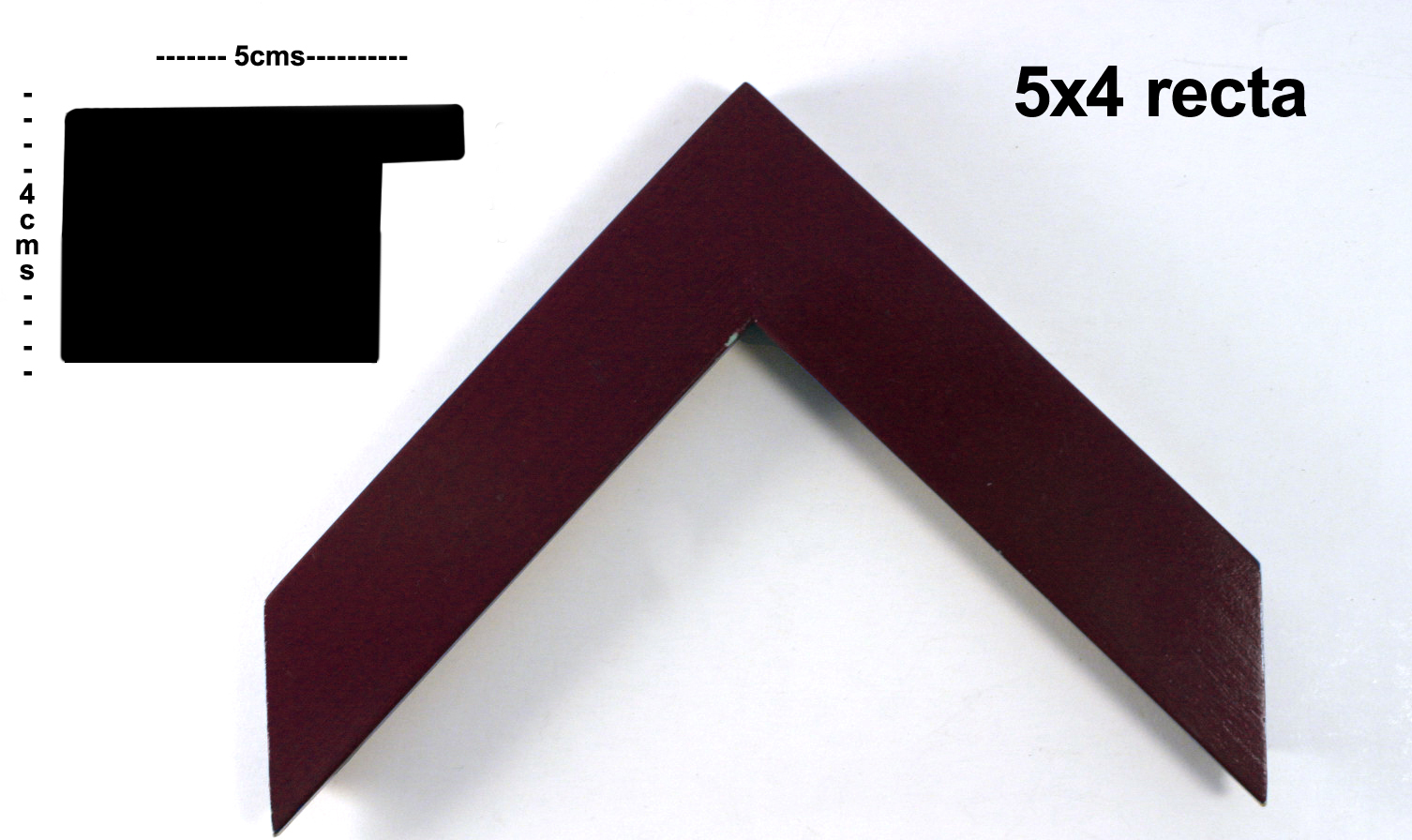 Mold 5x4recta