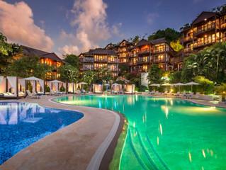 Luxury Has Docked in St. Lucia's Marigot Bay