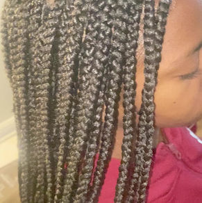 Book an appointment at Meme African Hair Braiding and make some time to love yourself !