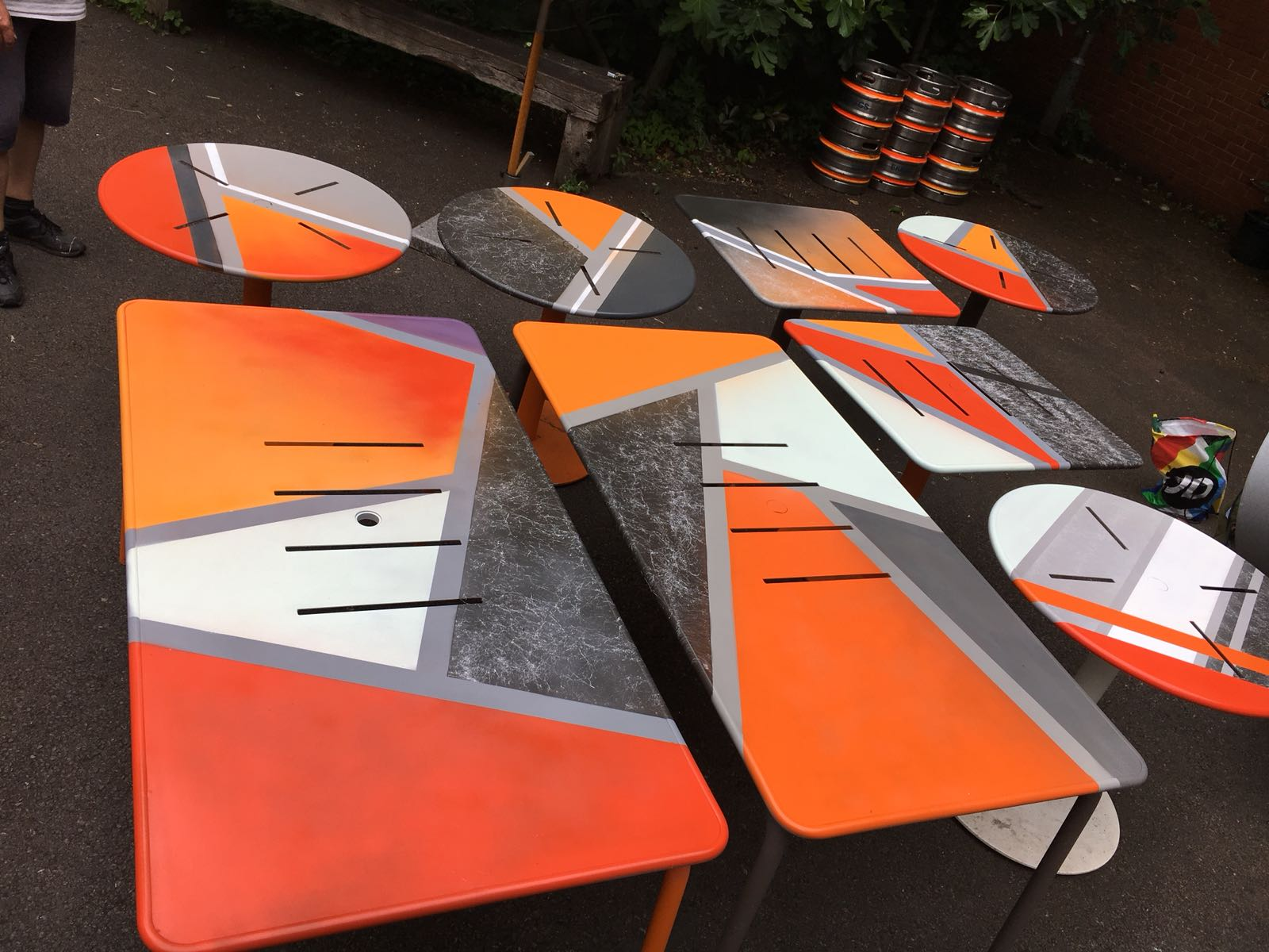 Alex Rubes & Graff HQ for LCB Depot