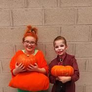 Winnaars van onze wedstrijd 'Beste Halloween kostuum'