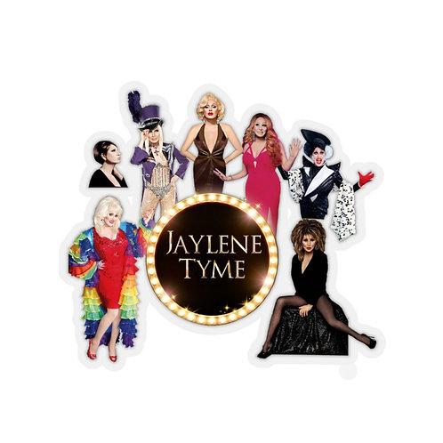 Jaylene Tyme Cut Stickers