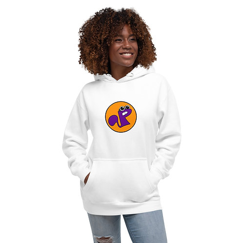 Toe B - Plucky The Flying Squirrel - Unisex Hoodie