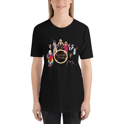Jaylene Tyme Short-Sleeve Unisex T-Shirt