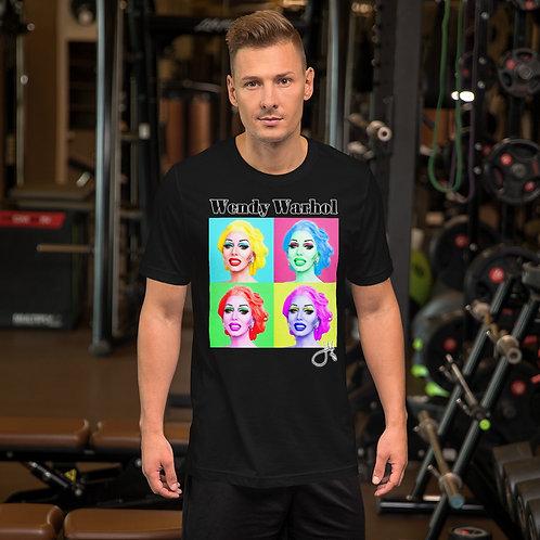 Wendy Warhol Short-Sleeve Unisex T-Shirt