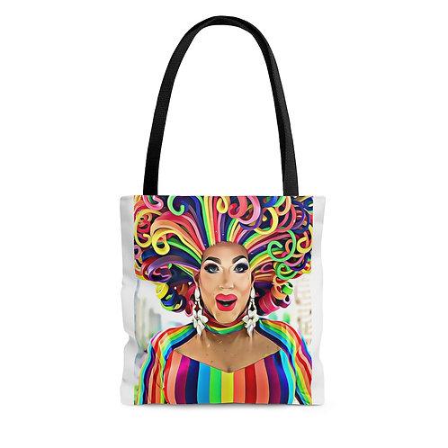 Miss Gloria Hole Tote Bag