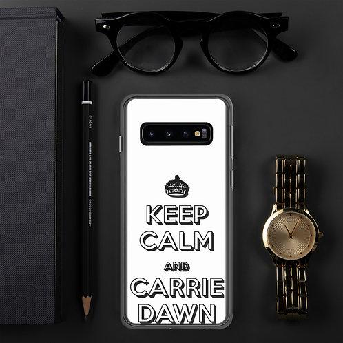 Carrie Dawn Samsung Case