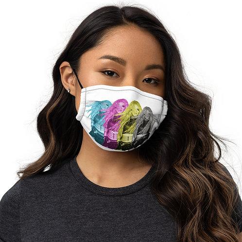 Carrie Dawn Premium face mask