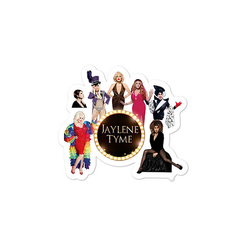Jaylene Tyme Bubble-free stickers
