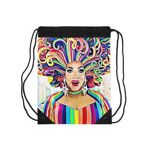 Gloria Hole Drawstring Bag