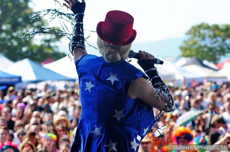 Mina Mercury Drag Queen Tuck Entertainme