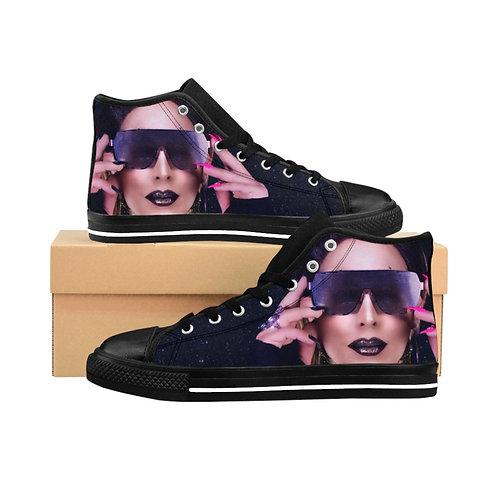 Mina Mercury Men's High-top Sneakers