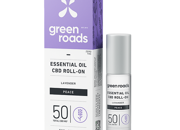 50 mg Peace Essential Oil Roll-On