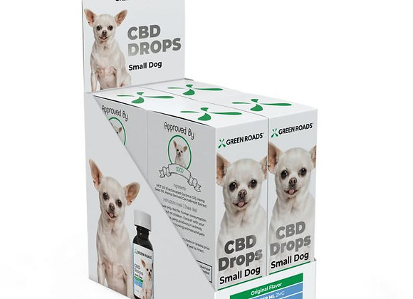 Small Dog 60 mg. drops