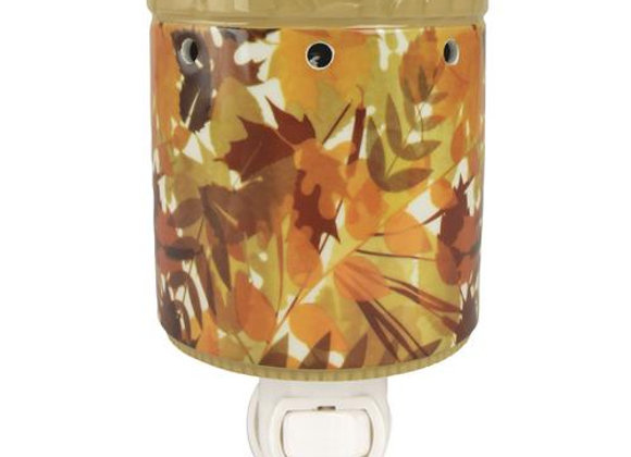 Fall Leaves Small Plug-In Wax Melter
