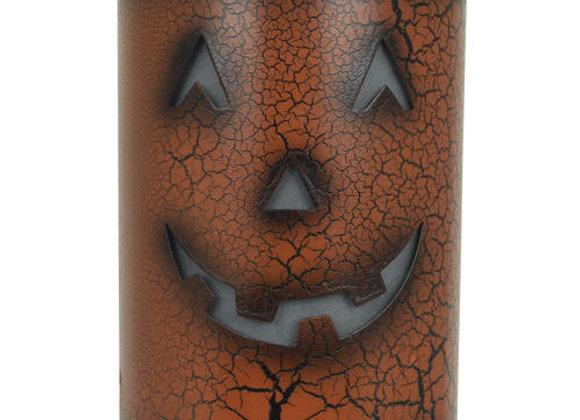 Rustic Jack O' Lantern  Full Size Wax Melter