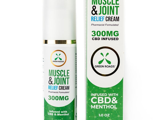 300 mg Muscle & Joint Relief Cream