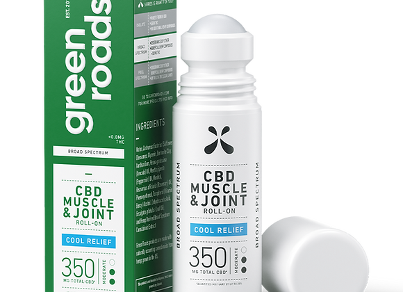 350 mg Cool Relief CBD Roll-On
