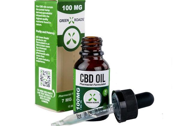 100 mg. Oil