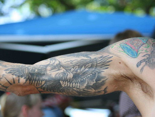 It's Time to End the Tattoo Stigma