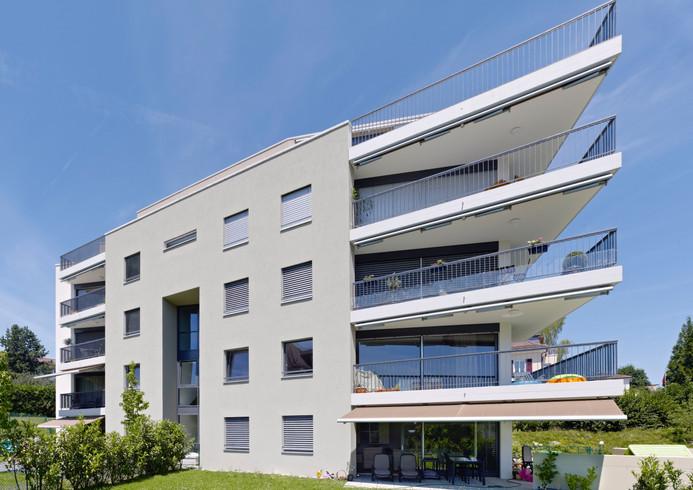 9 logements en PPE - Lausanne