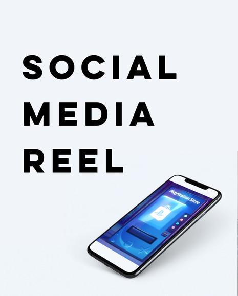 SOCIAL MEDIA REEL