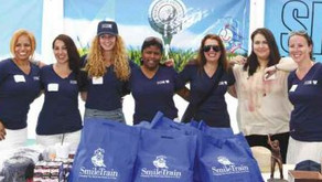 Skyline Restoration's 4th Annual Golf Classic - Over $76K Raised to Benefit Smile Train