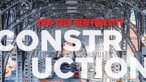 New York Building Congress Construction Outlook 2018-2020