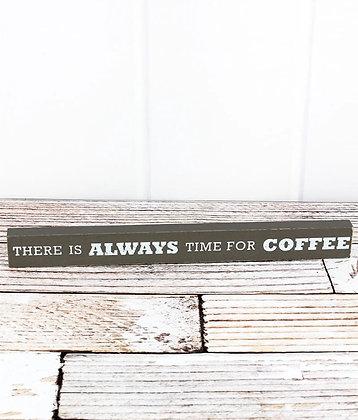 """Bloc décoratif """"Coffee time"""""""