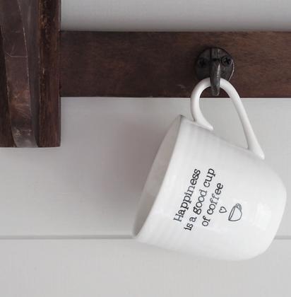 Mug «Happiness coffee»