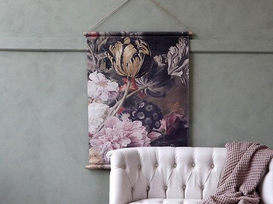 "Toile décorative ""Rosy"""