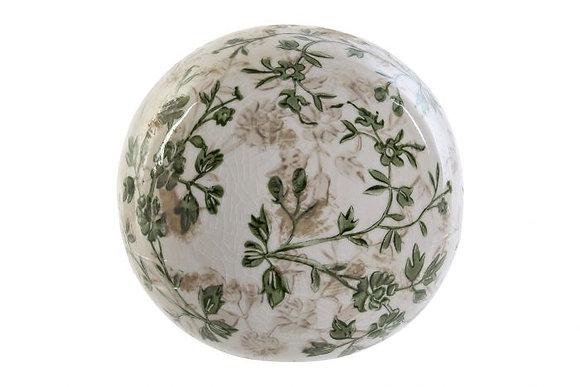 """Boule décorative en céramique """"Greeny"""""""
