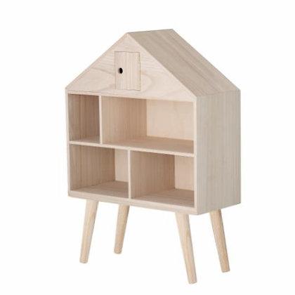 Étagère maison en bois (disponible en avril)