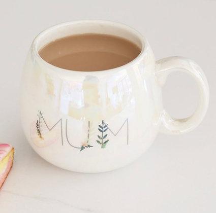 Mug iridescent «Mum»