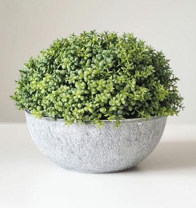 """Plante artificielle en pot """"Bulb"""""""