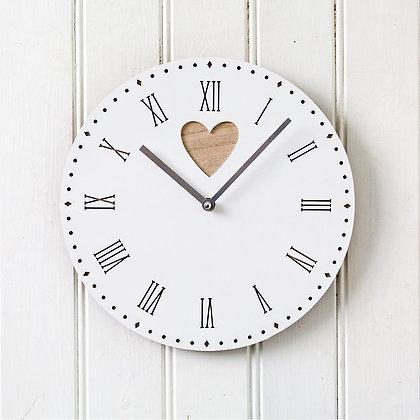 """Horloge """"Plaine"""""""