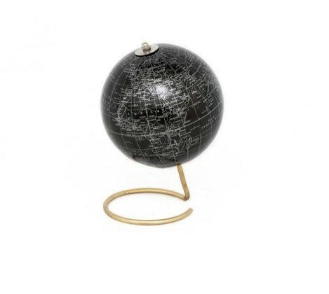Globe décoratif noir (précommande)