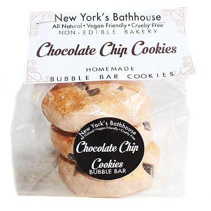 Barre à bulles cookies fabriqué à New-York - Vegan