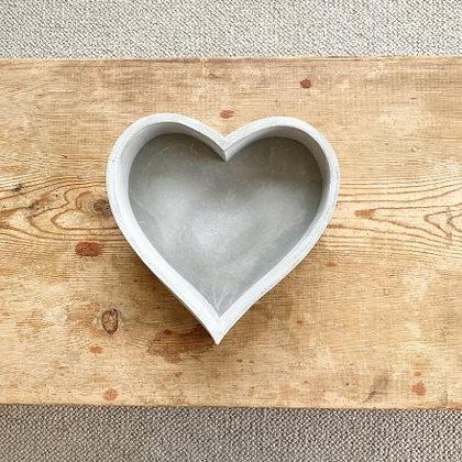 Coeur en ciment