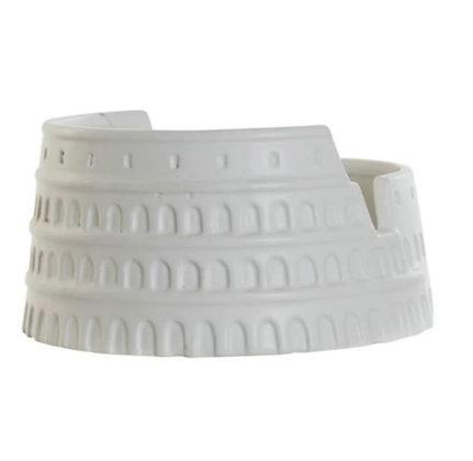"""Vase en céramique """"Colisée"""""""