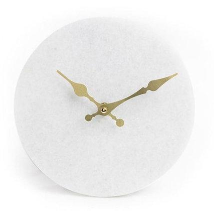 Horloge en marbre «Zana»