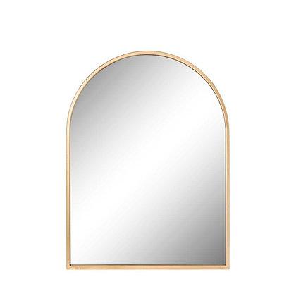 Miroir doré incurvé (précommande)