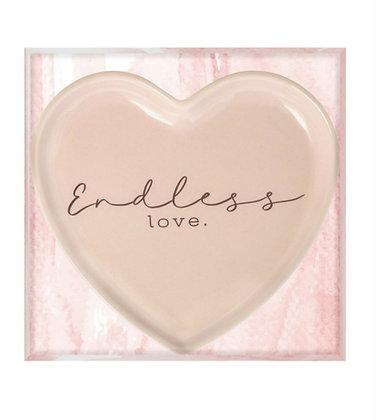 """Plat cœur """"Endless Love"""""""