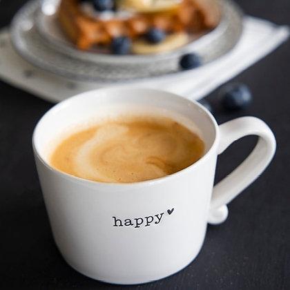 """Mug """"Happy"""" (disponible début décembre)"""