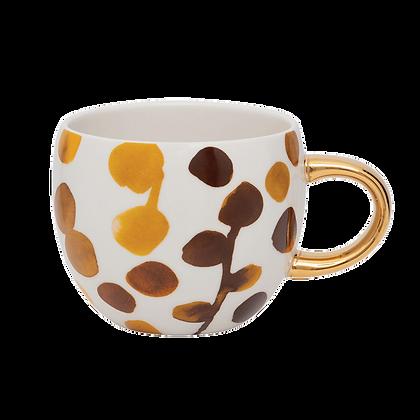"""Mug """"Golden dots"""""""