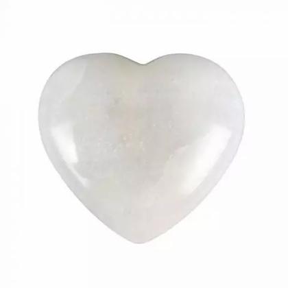 Coeur en marbre véritable
