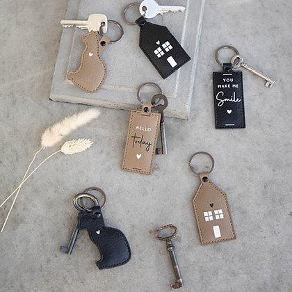 """Porte clés """"House"""" (Précommande)"""