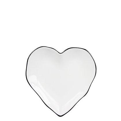 Petite assiette coeur
